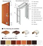 Wooden Door Structure