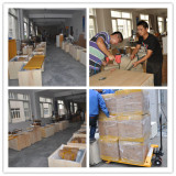 powder coating machine packaging