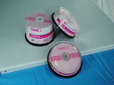 CD/DVD cake box packing