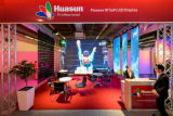 Huasun attended 2015 Prolight + Sound in Frankfurt