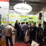 We attended Photoimage Exhibition in Sao Paulo, Brazil