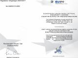 EU Registration Certifications