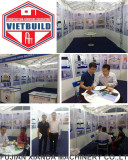 VIETBUILD INTERNATIONAL EXHIBITION,Ho Chi Minh,August 27-31,2016