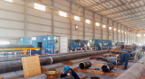 NAEC Pipe Spool Fabrication Solution For Power Plant Project
