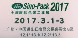 WELCOME TO VISIT US ON SINO-PACK 2017
