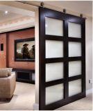 Elegant Iron Barn Door