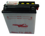dry charged motorcycle battery