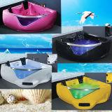 Colours massage bath tub