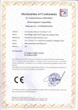 Certification for Distribution Box