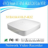 Dahua 4 Channel Smart 1u 4poe 4k&H. 265 Lite Surveillance NVR