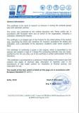 CE Certification of Torsion Spring Garage Door (Manual) 2/2