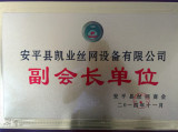 Government certificate for industry advanced enterprises