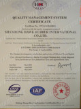 ISO 900 Certificate