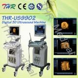 3D Color Images Digital Ultrasound Scanner Machine