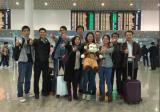 Tripping to Chongqing and attending Medical trade show