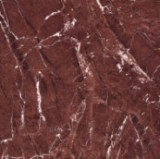 Foshan Tile Building Material Full Body Light Polished Glazed Porcelain Floor Tile Red (BMG15P)