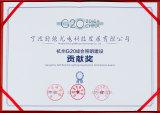 G20 lighting certificate