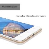 Carbon fiber full screen matte purple blue based steel film for iphone6/6P/7/7P