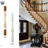 Luxury Aluminum Stair Railing