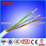 300/500v PVC Flexible Wire H05VV-F