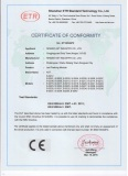 NEW CE Certificate of LED Flashing Module
