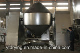 Masterbatch (nylon tablets, plastic particles) special double cone rotary vacuum dryer