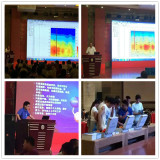 Hunan Puqi Geologic Exploration Equipment Institute organize Large Technical Seminar at Shandong