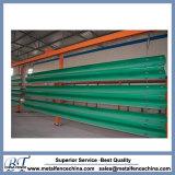 Powder coating W Beam Guardrail Barrier
