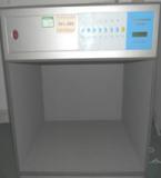 Color check cabinet