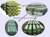 FRP/GRP cable threading pipe
