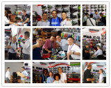 116TH CANTON FAIR with CUSTOMERS