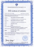 CE approval for Wisdom KL8M