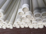 PVC threaded pipe