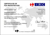 FDA certificare for USA medical market