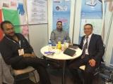 2016 ARAB HEALTH UAE CUSTOMER VISIT