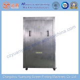 cleaning machine for screen printing plate
