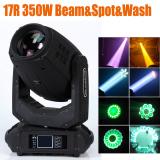 17R 350W Beam&Spot&Wash 3 in 1