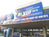 Vietnam Woodworking Machinery Exhibition