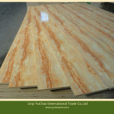 Hot Sale E0 Grade Marble Color High Glossy Melamine Plywood