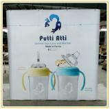 PVC Printing Portable Display Booth (8FT 3*3)