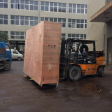 Forklift lifting machine