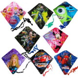Plastic Funny Kites with Customized Printing