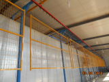Pvc coating equipment