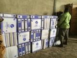warehouse in Nigeria-Tile