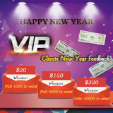 Voucher will be given to clients.