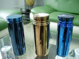 Stainless steel mug pvd coating