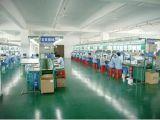 Soldering tips on soldering station workshop