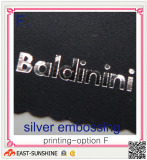 microfiber optical lens cleaning cloth with embossing logo