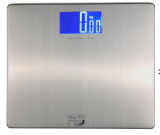 New large platform stainless steel digital personal scale