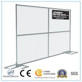 Temporary Chain Link Fence Panel 8 X 12 Feet